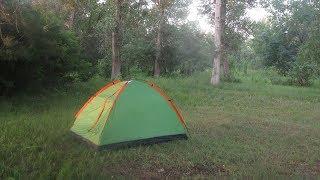 Двухместная палатка Kumyang для рыбалки. Подробный обзор.