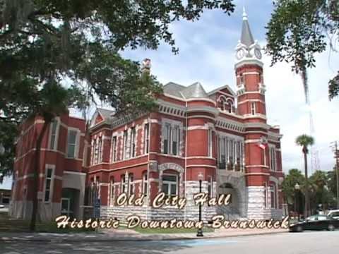Old City Hall -- Brunswick, GA