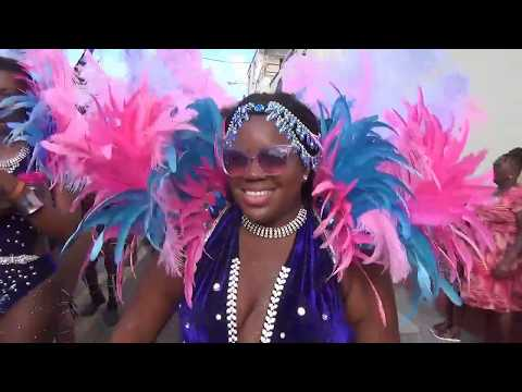 Antigua & Barbuda Carnival 2017 - The Parade