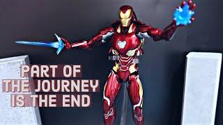 AVENGERS ENDGAME IRON MAN Sh Figuarts | I Am Iron Man (Trailer)