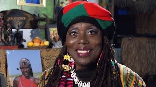 Black History Month - Makeda Cheatom, Founder, Worldbeat Cultural Center