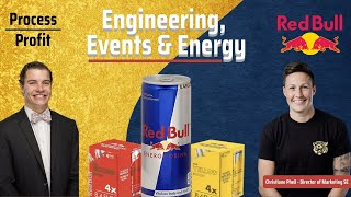 Engineering, Events & Energy | Red Bull Director of Marketing SE - Christiane Pheil | Episode #4