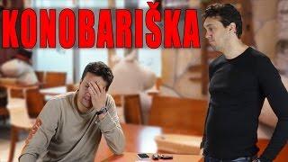 SERBIAN RESTAURANTS Vs. AMERICAN RESTAURANTS