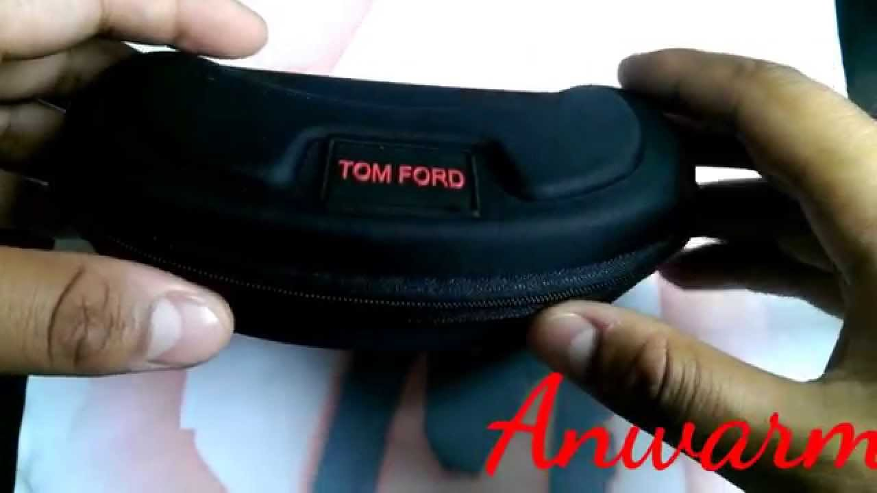 b79f6317cb How to Spot Fake Fany Square Tom Ford Sunglass - YouTube