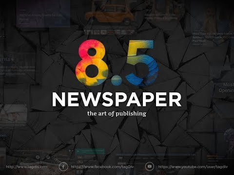 How to Install and Set Up Newspaper 8 Themes WordPress Easil