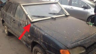 Криворукий ремонт автомобиля своими руками