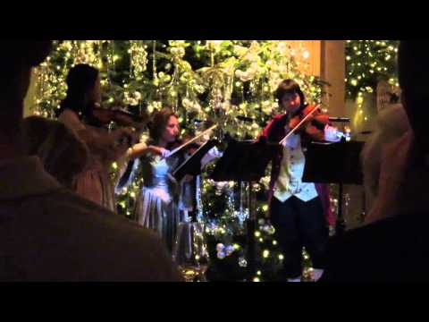 Christmas Concert at St Peters in Salzburg December 2014