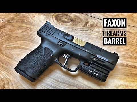 Faxon Firearms Smith & Wesson M&P 2.0 Barrel!