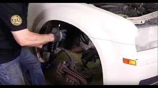 How to Replace Shocks and Struts in a Chrysler 300 – 2005-2010