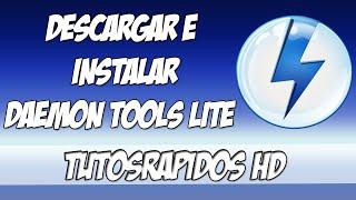 Descargar e instalar Daemon Tools Lite full en español windows 7,8,8.1 de 32 y 64 bits 2015 | MEGA
