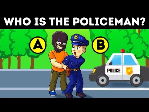 15 Fun Riddles On Crime And Picture Puzzles To Hike Up Your IQ