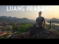 LUANG PRABANG, LAOS // Night Market, Mount Phousi, National Museum