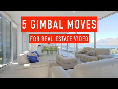 5 Essential Gimbal Moves For Shooting Real Estate Video