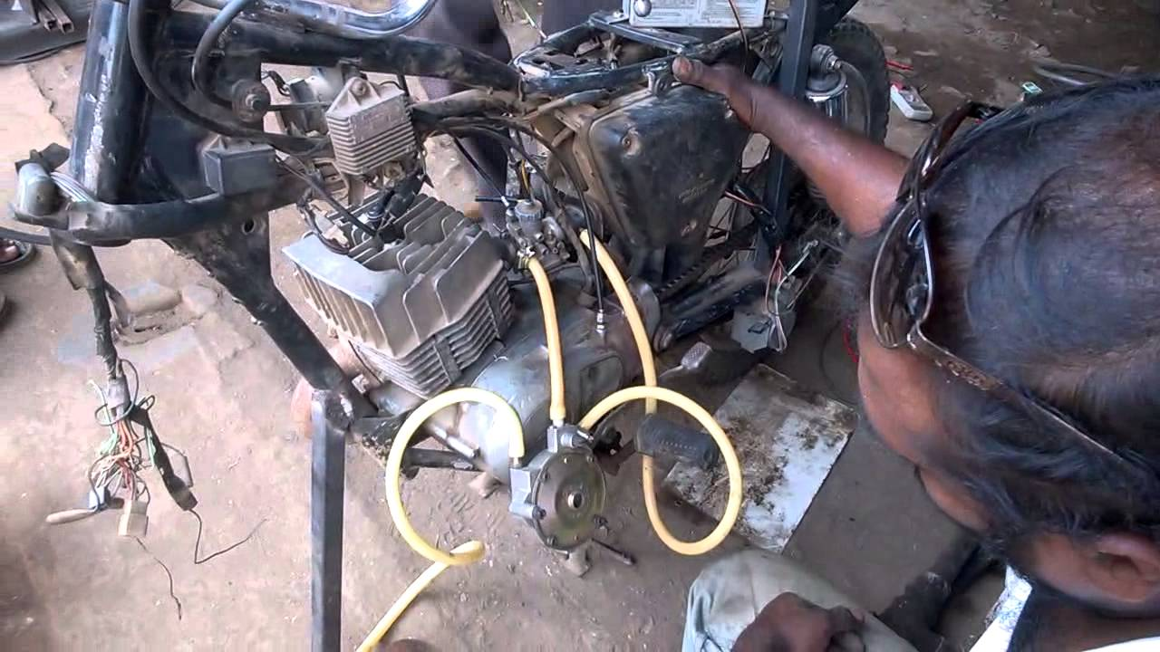 LPG gas kit for two wheeler mechanical engineering project ...