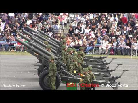 1812 Overture - Tchaikovsky - Erich Kunzel, Cincinnati Pops - with JGSDF 105mm Cannons 2010