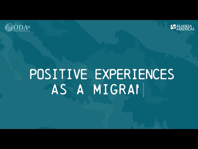 Defying Borders | Positive experiences as migrants