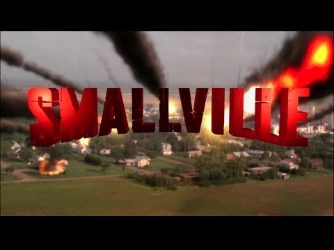 Smallville Tribute - Superman (It's not easy) five for fighting HD Updated