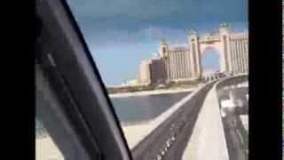 Monorotaia Palm Jumeirah Dubai - Palm Monorail Dubai