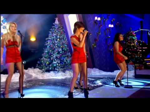 The Saturdays - Ego (Live @ Alan Carr: Chatty Man - 22.12.09)
