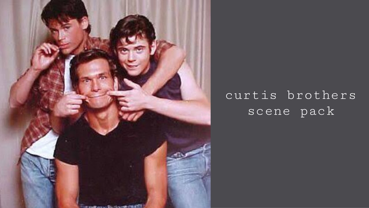 Download curtis brothers scene pack||the outsiders