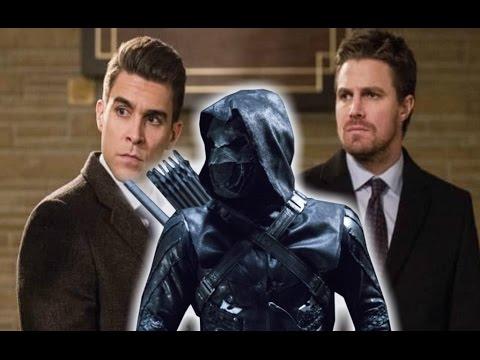 Prometheus Identity Revealed! Who Is The Vigilante?! Arrow Season 5 Episode 15 Review