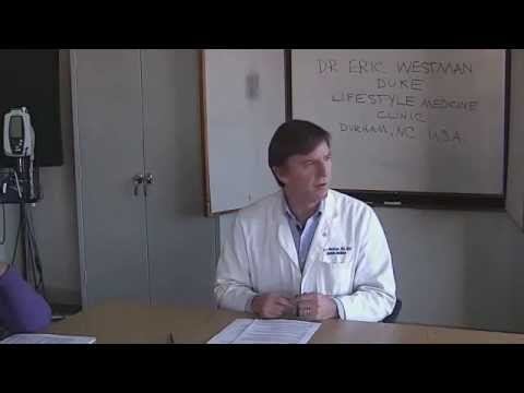 Dr Eric Westman - Duke University Ketogenic Diet for Weight Loss and Brain Performance Part 1