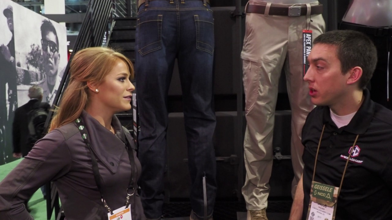 72f3a65be5e 5.11 Tactical Shares the New Pants Lineup at SHOT Show 2017. ConcealedCarry  dot com