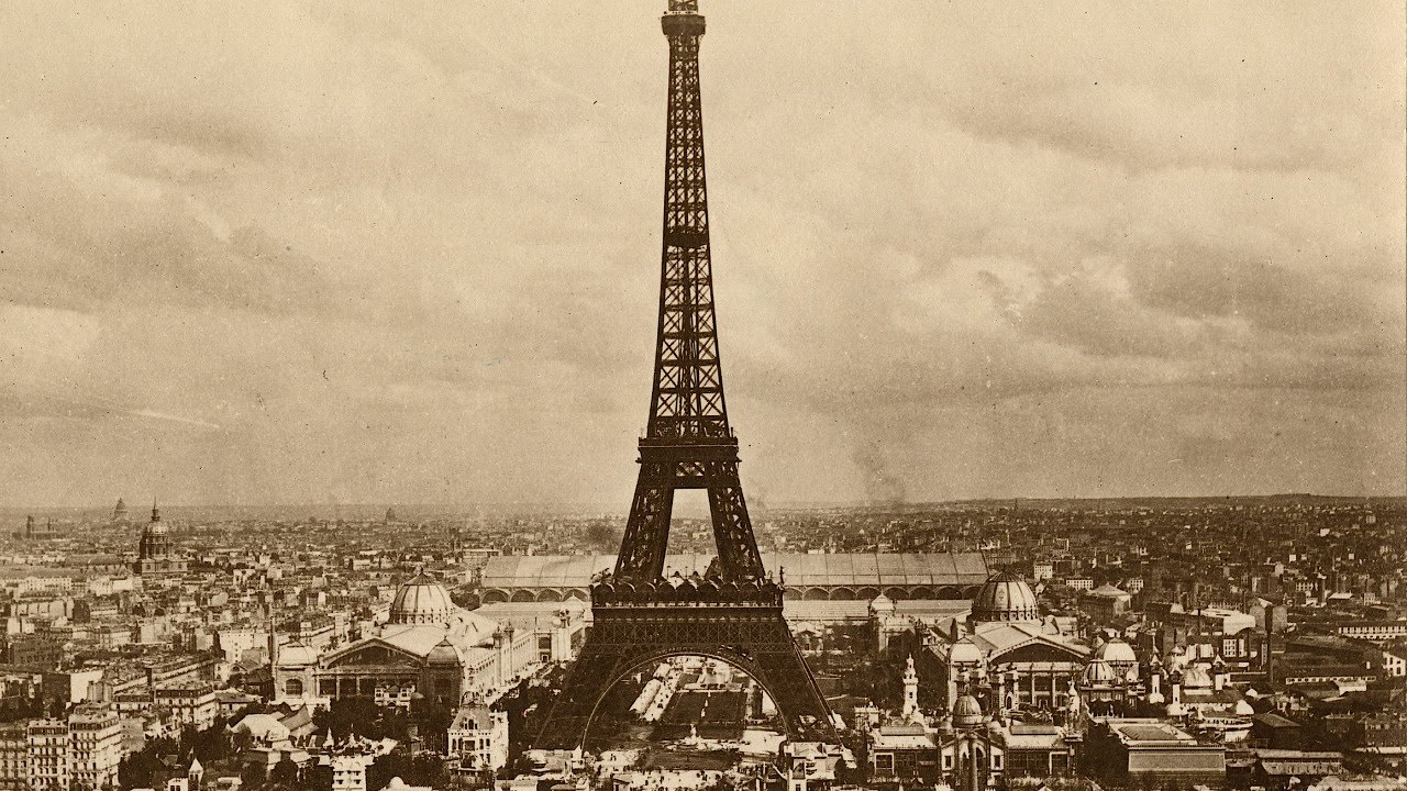 The Oldest Footage Of Paris Known
