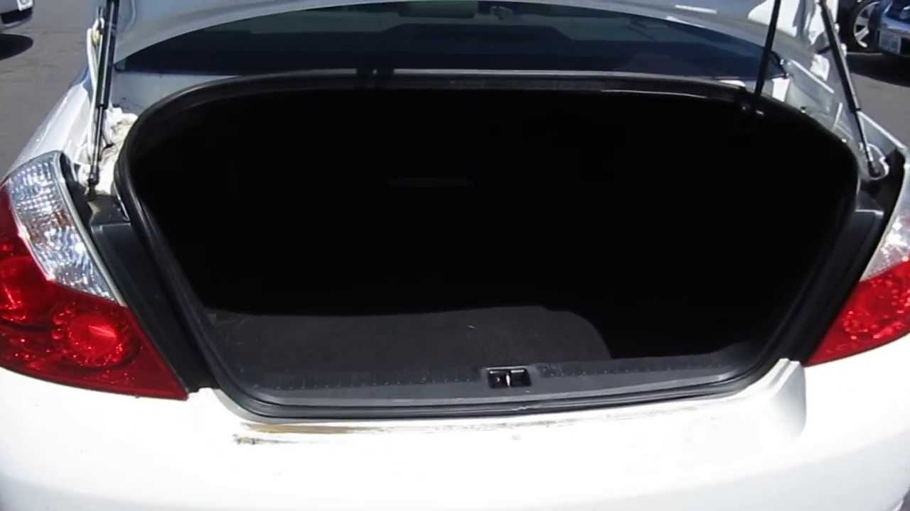 2007 infiniti m35 white stock l307095 trunk and engine youtube 2007 infiniti m35 white stock l307095 trunk and engine vanachro Images