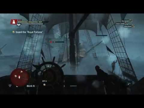 "Assassin's Creed IV - Battling the ""Royal Fortune"""