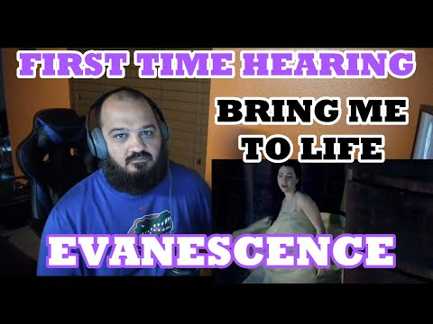Evanescence - Bring Me To Life (Official Music Video) | Reaction