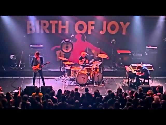 Birth of Joy @ Paradiso - Amsterdam
