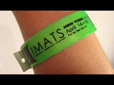 IMATS NYC 2012- My Story, Haul & Tips