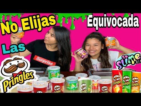 No Elijas Las Pringles INCORRECTA SLIME