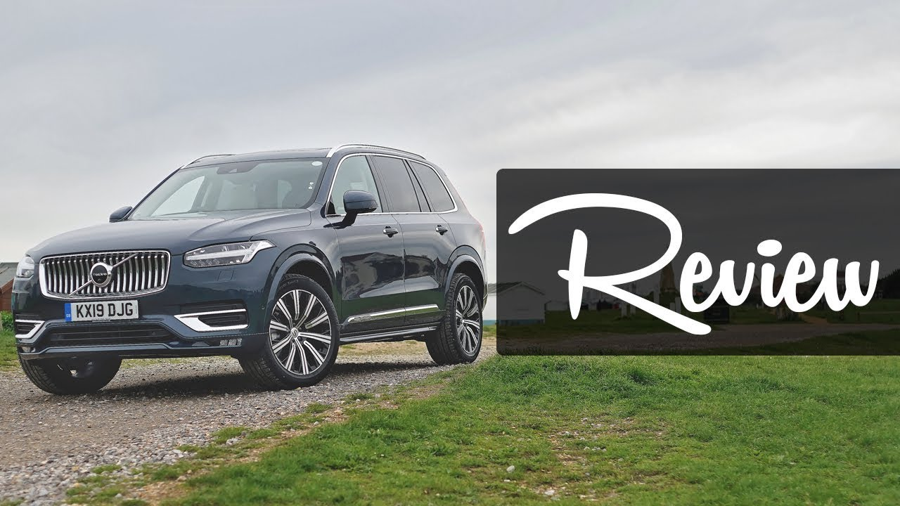 2020 volvo xc90 b5 review - diesel meets electric