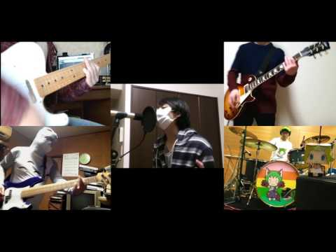 [HD]Boku Dake ga Inai Machi OP [Re:Re:] Band cover