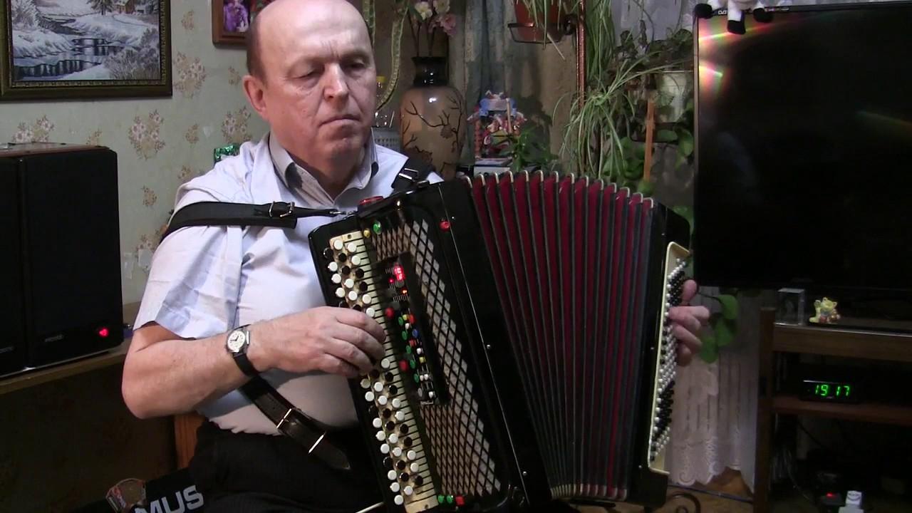 Старый добрый Тульский Баян электробаян Виктора Шевцова