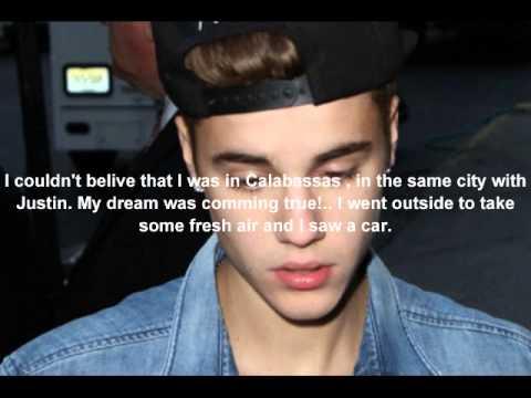 Sad story about Justin.
