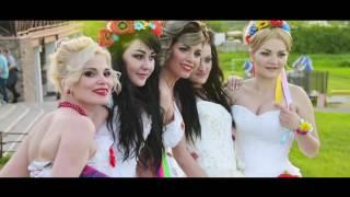 Парад невест в Мариуполе 2016год. Wedcraft studio (097)433-82-06.