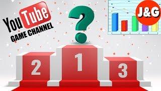 Топ 10 самых популярных игровых каналов на RU YouTube в 2019 году
