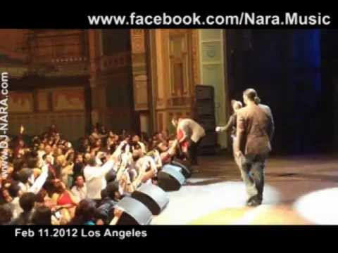 Tamer Hosny's Los Angeles 2012, HQ from Stage