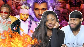 Chris Brown - Heat (Audio) ft. Gunna | REACTION!!!