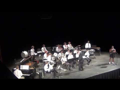 Collegiate School Jazz Band: Director M. Boyd. Jazz song #2