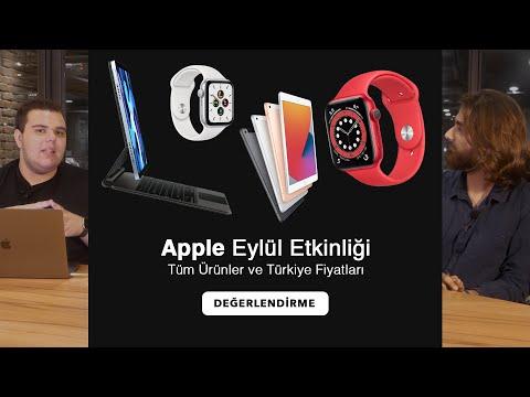 Apple Lansmanı Değerlendirme - Apple Watch Series 6, iPhone 12 işlemcisiyle gelen iPad Air ve dahası