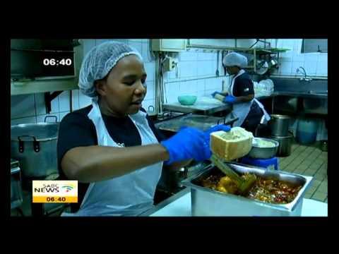 Bunny chow a popular cuisine in Durban