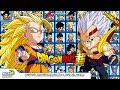 Dragon Ball Super Z Warriors Revenge Pocket (DOWNLOAD) - Mugen PC e Android #Mugen #AndroidMugen