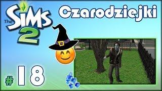 """✨ CZARODZIEJKI - The Sims 2 - #18 - """"Zabawy z zombiakami"""""""