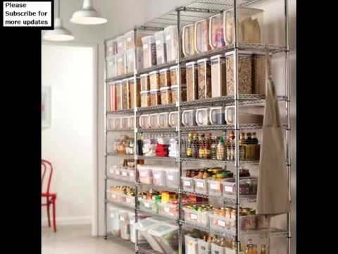 Kitchen Pantry Shelving Ideas Wall Shelves Picture