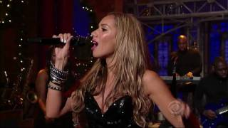[HD] Leona Lewis - I Got You live @ David Letterman Show