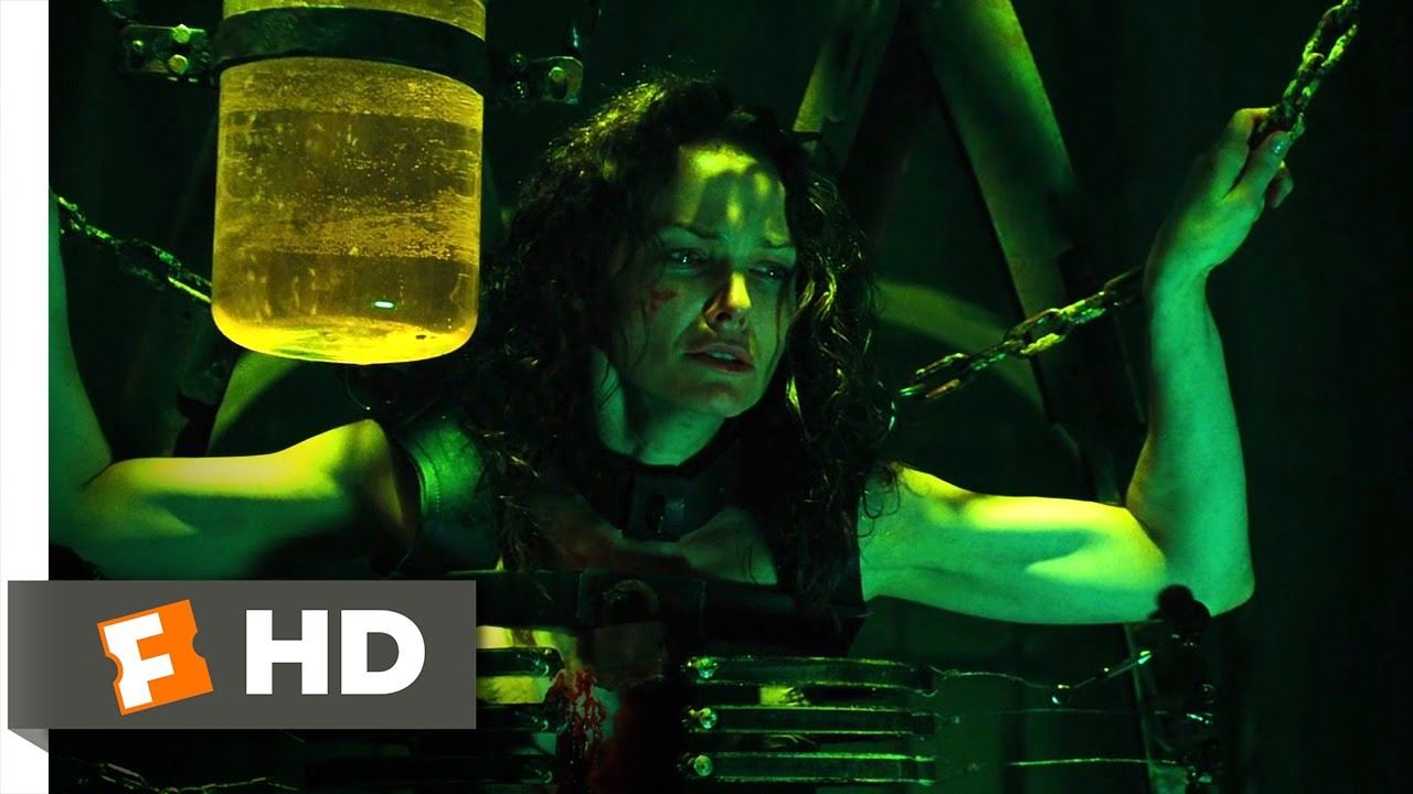 Download Saw 3 (2/8) Movie CLIP - Dead on the Inside (2006) HD